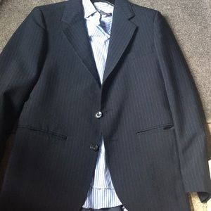 Other - Boy's suit Jacket and dress up shirt